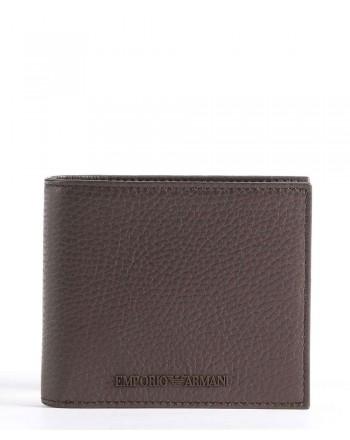 EMPORIO ARMANI -Portafoglio Y4R167 - Marrone