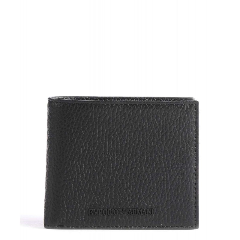 EMPORIO ARMANI - Y4R167 wallet - Blue