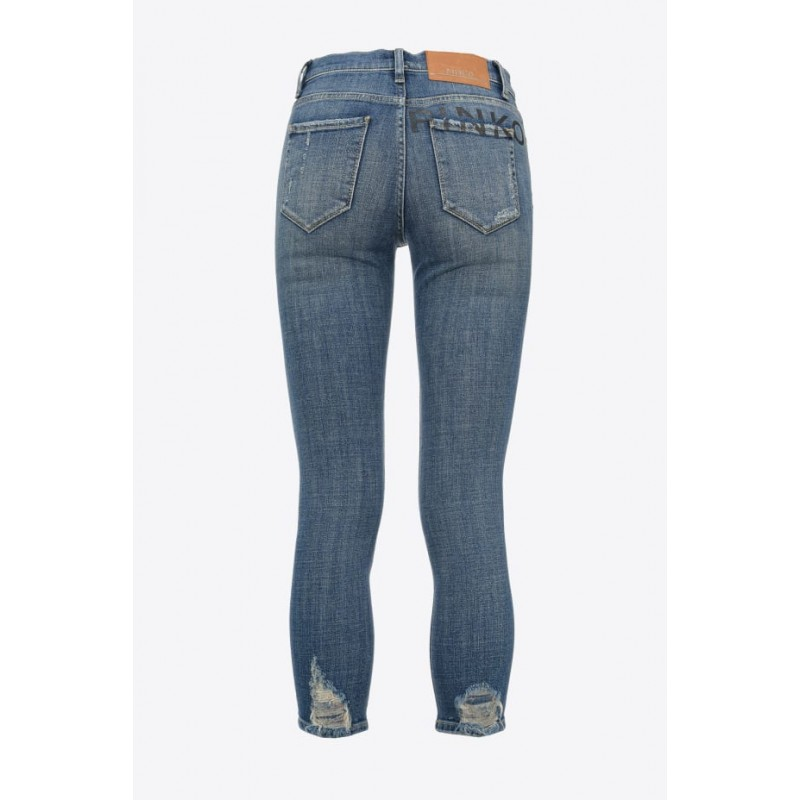 PINKO - SABRINA 37 Jeans - Denim