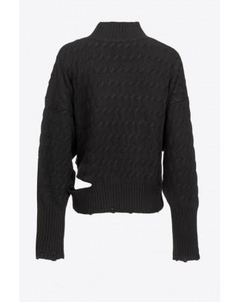 PINKO - NINFEO 1 Pullover - Black