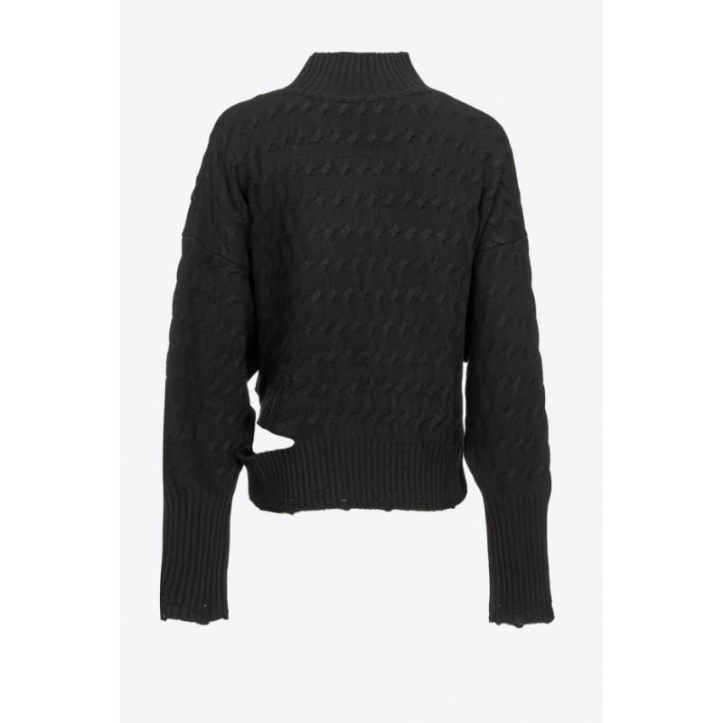 PINKO - NINFEO 1  Pullover - Nero