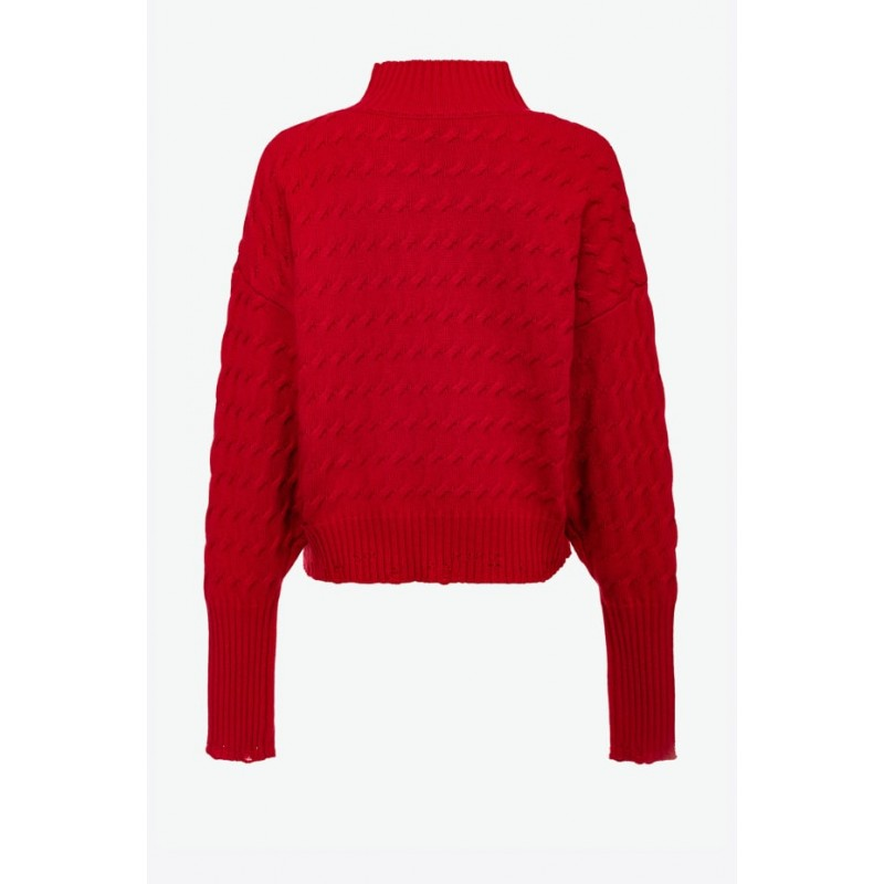 PINKO - NINFEO 1 Pullover - Red