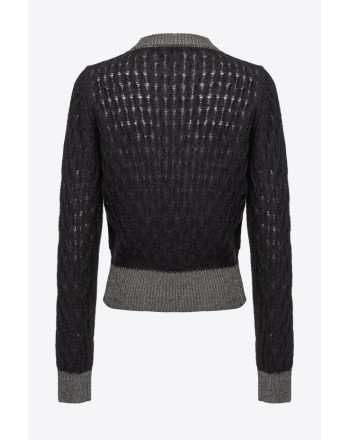 PINKO - ASCIUTTO 1 Pullover - Black