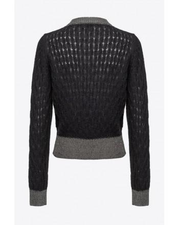 PINKO - ASCIUTTO 1 Pullover - Nero