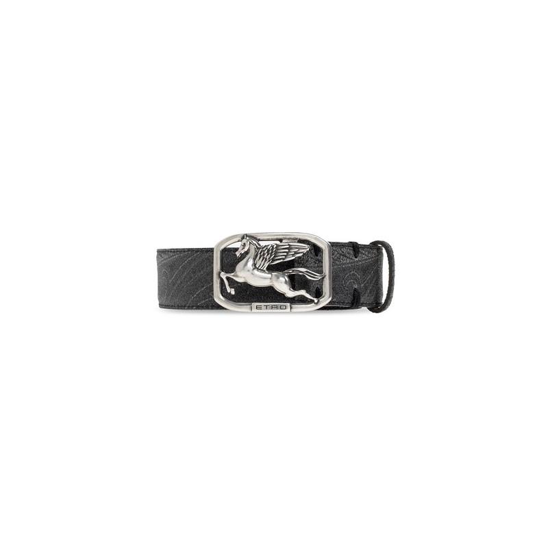 ETRO - Arnica Belt - Black