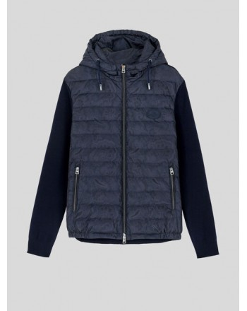 ETRO - Quilted Jacket 1N3149557 - Blue