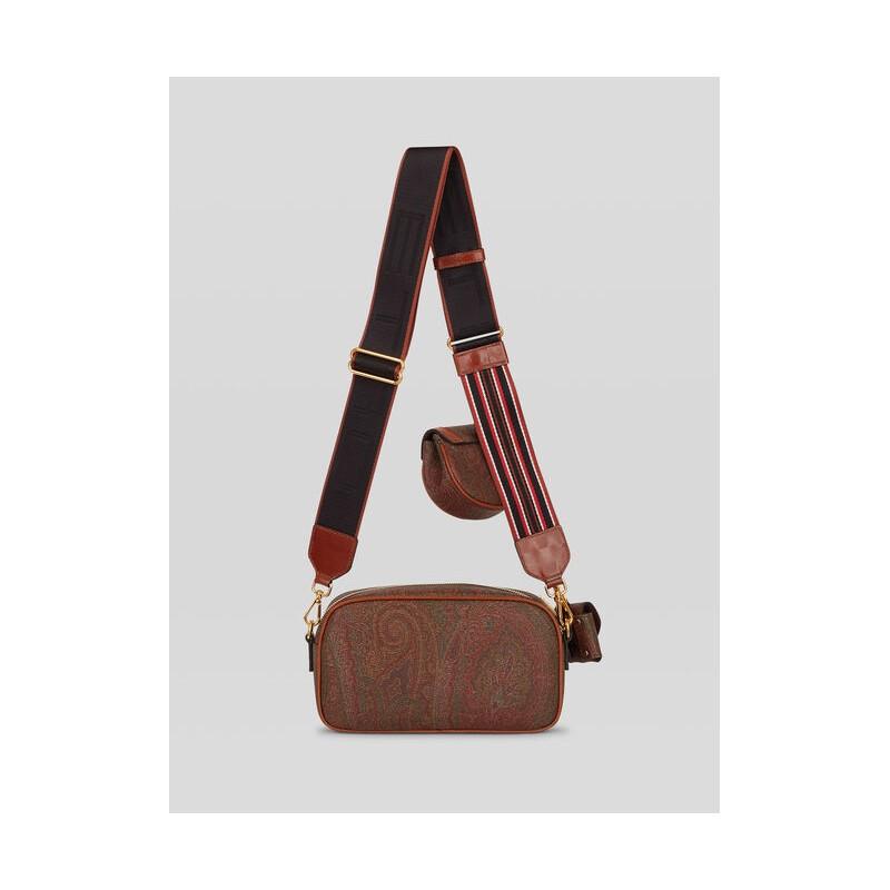 ETRO - Borsa Camera Bag PEGASO -Paisley