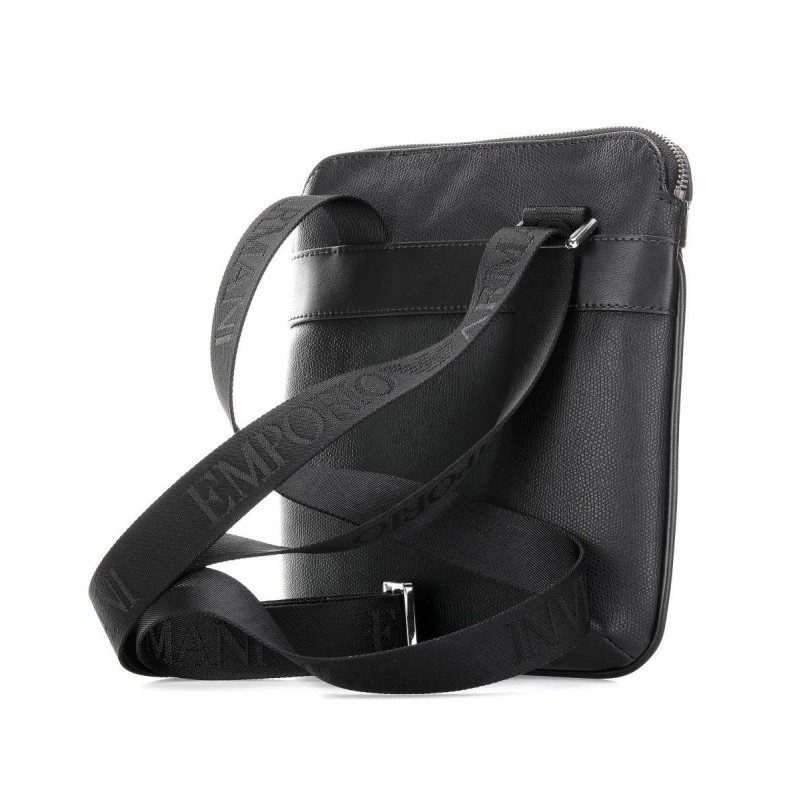 EMPORIO ARMANI - Messenger bag Y4M185 - Black
