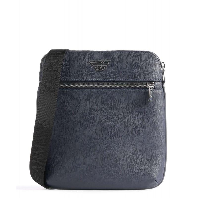 EMPORIO ARMANI - Messenger bag Y4M185 - Blue