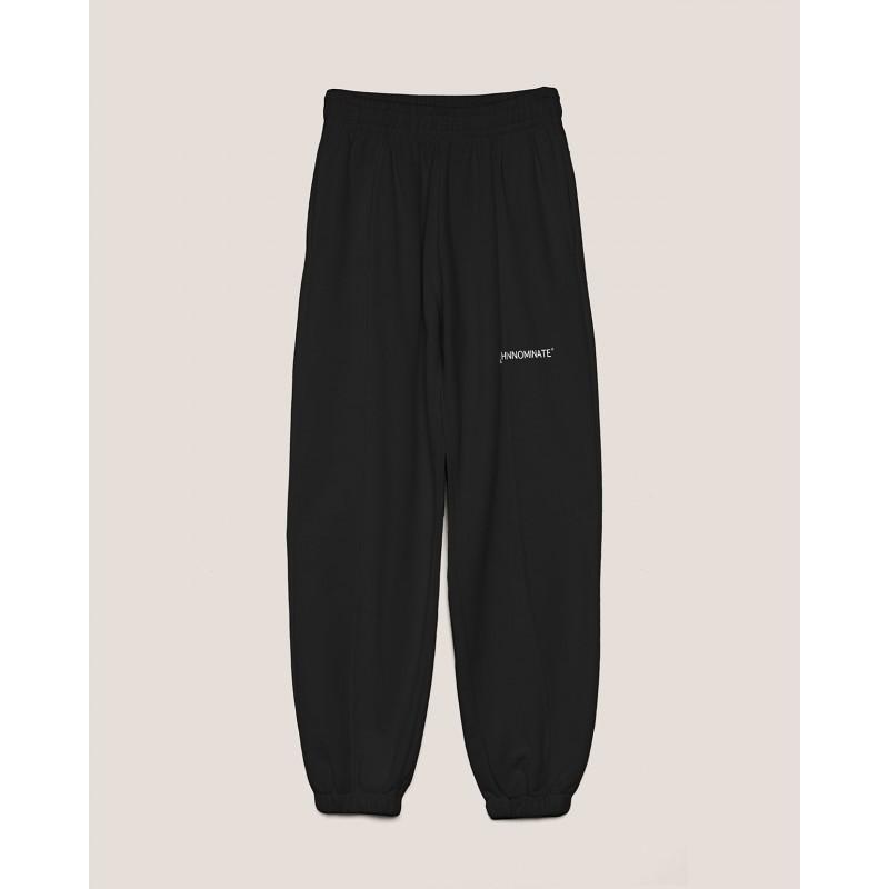 HINNOMINATE - Fleece Trousers Hnsp38 - Black