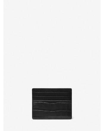 MICHAEL KORS - Porta carte di credito 39F1LHDD2K - Nero