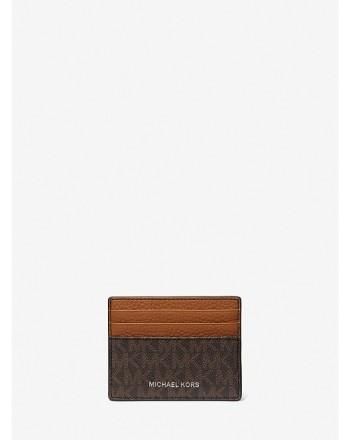 MICHAEL KORS - Porta carte di credito 39F1LHDD2K - cuoio