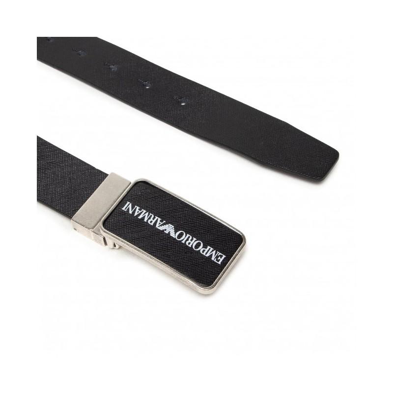 EMPORIO ARMANI - Belt Y4S473Y082G188001 - Black