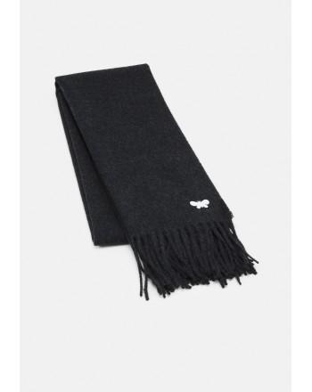 WEEKEND MAX MARA - DUCA Wool Stole - Black