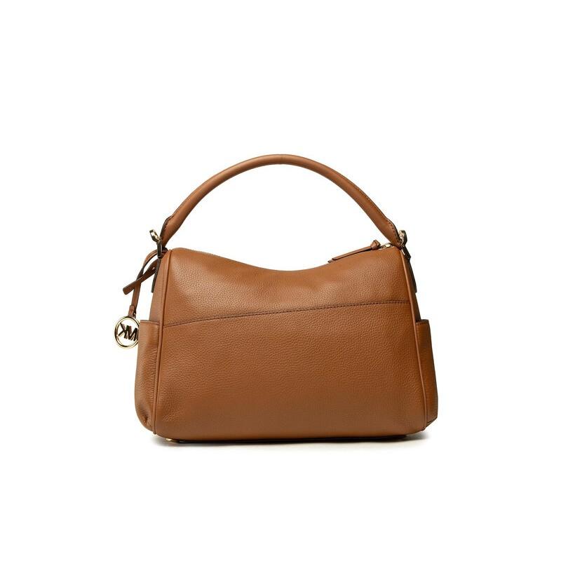 MICHAEL by MICHAEL KORS -  LORIMER Shoulder Bag  - Luggage