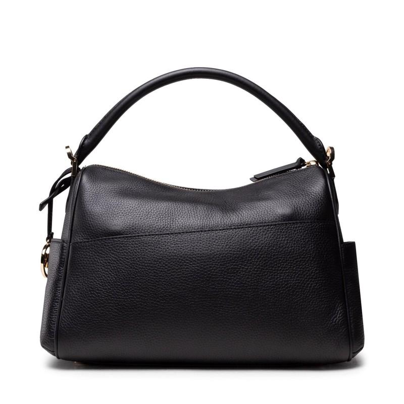 MICHAEL by MICHAEL KORS -  LORIMER Shoulder Bag  - Black