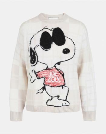 ICEBERG - JOE COOL Wool Knit - Black