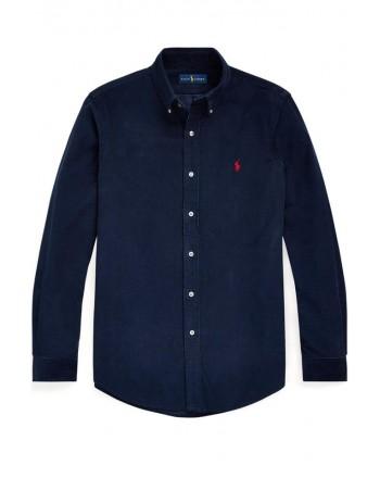 POLO RALPH LAUREN - Camicia Sport 710818761 - Navy