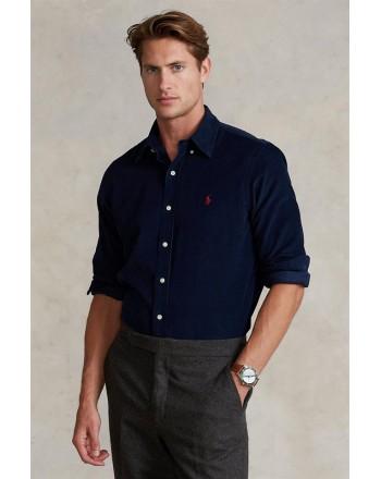 POLO RALPH LAUREN - Sport Shirt 710818761 - Navy
