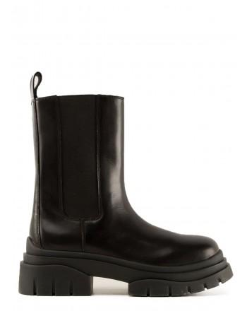 ASH - MUSTANG STORM Boots - Black