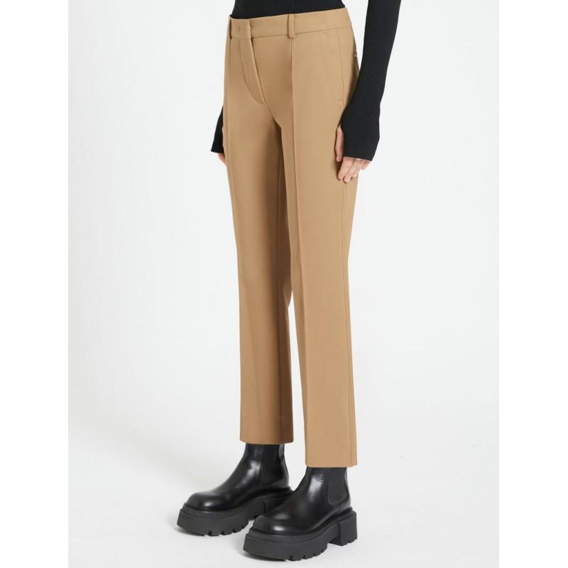 SPORTMAX - Pantalone TABACCO - Biscotto