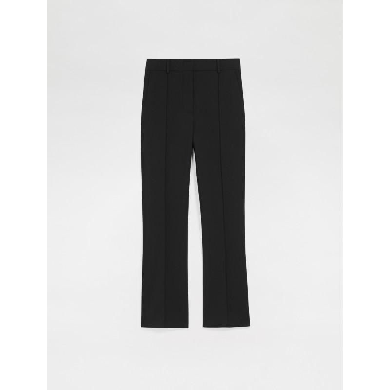 SPORTMAX - Pantalone TABACCO - Nero