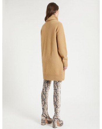 SPORTMAX - UNGHIA Oversized Knit  - Camel