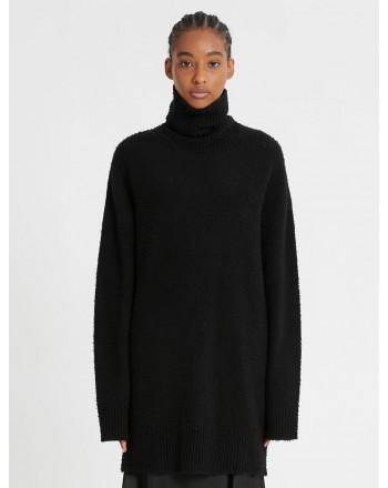 SPORTMAX - UNGHIA Oversized Knit  - Black
