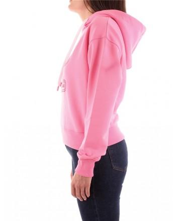 CHIARA FERRAGNI - EYELIKE BIG Hoodie  - Pink