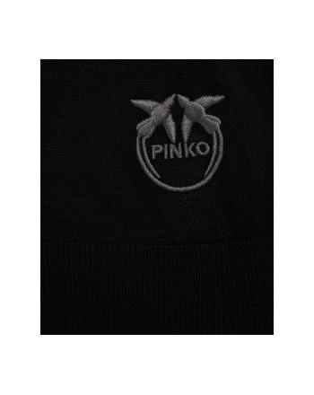 PINKO - BIANCOLELLA Pullover - Nero