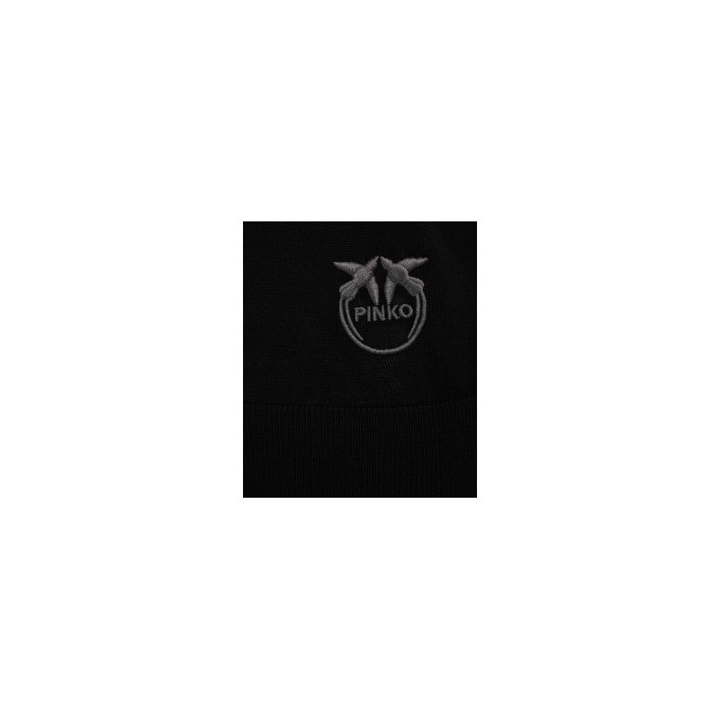 PINKO - BIANCOLELLA Pullover - Black