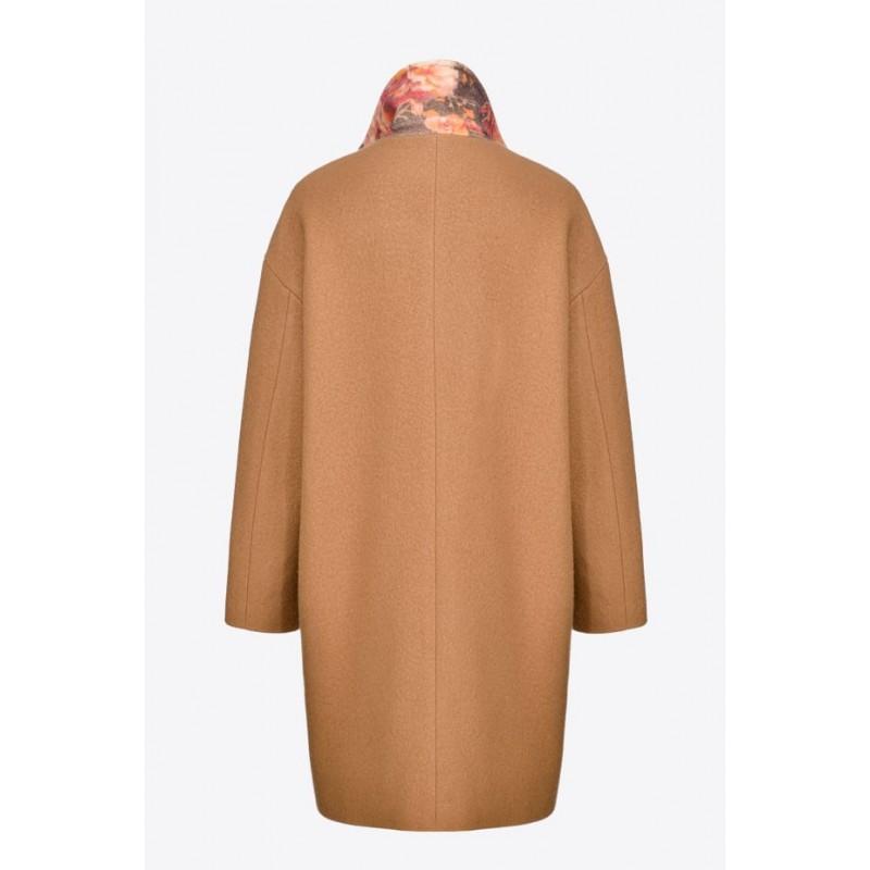 PINKO - INNING Coat - Brown