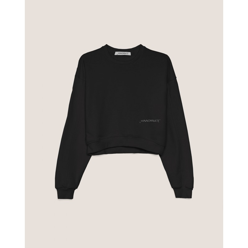 HINNOMINATE - Logo Sweatshirt - Black
