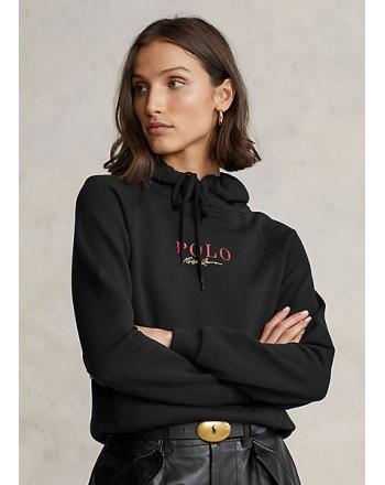 POLO RALPH LAUREN - Logo Hoodie - Black