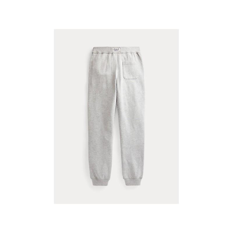 POLO RALPH LAUREN - Pantaloni da jogging con logo 321/322851015 - Andover Heather