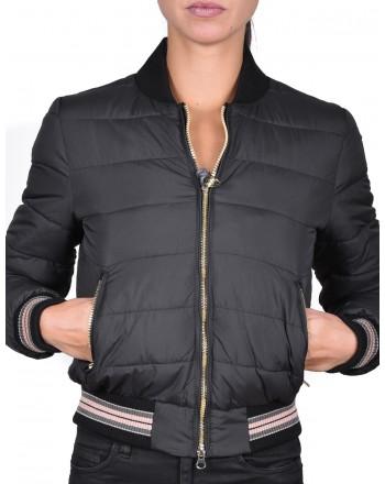 INVICTA - Bomber jacket without Hood - Black