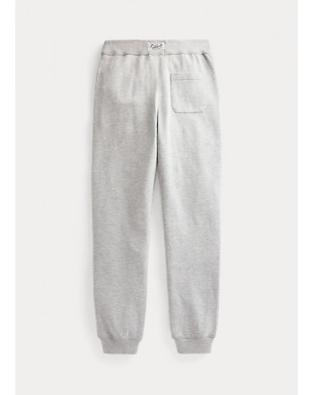 POLO RALPH LAUREN - Jogging trousers with logo 321/322851015 - Andover Heather