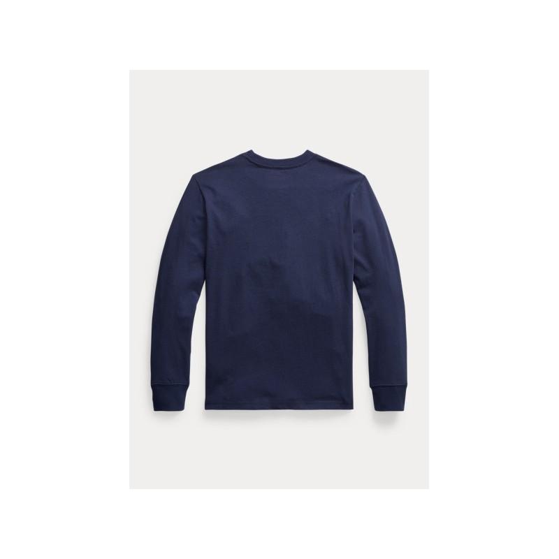 POLO RALPH LAUREN - Polo Bear jersey t-shirt 321/3228520 - Navy