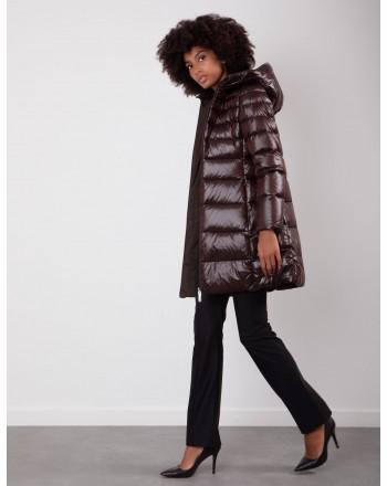 FREEDOMDAY - Danville woman jacket IFRW607AB767 - Chocolate