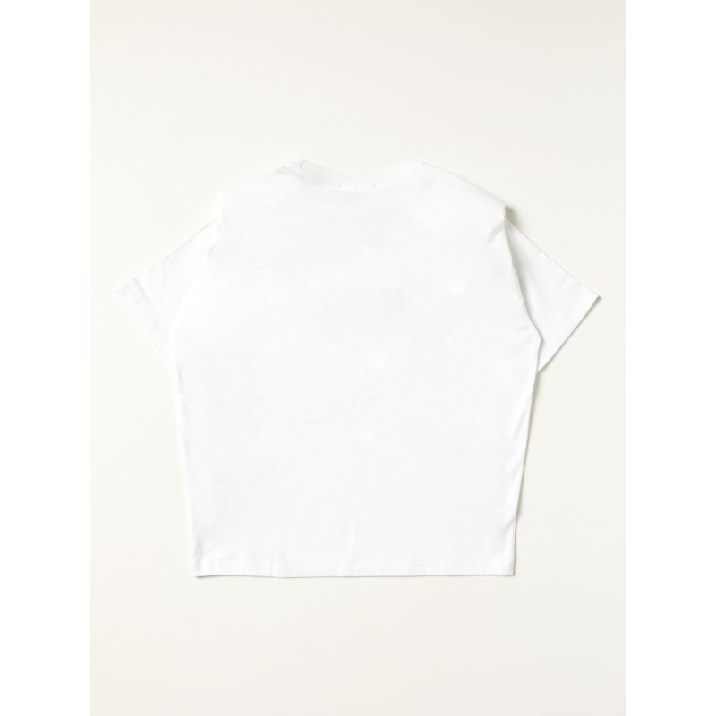 MSGM - T-Shirt manica corta MS027794 - Bianco