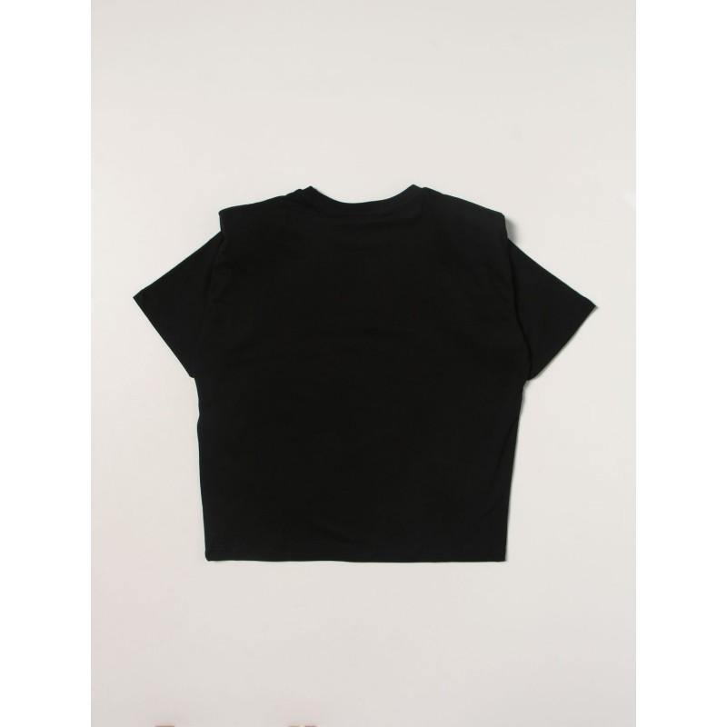 MSGM - T-Shirt manica corta MS027794 - Nero