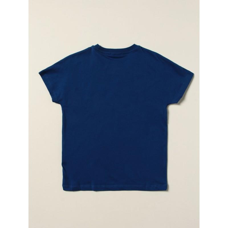 MSGM - Short sleeve T-Shirt MS027957 - Royal