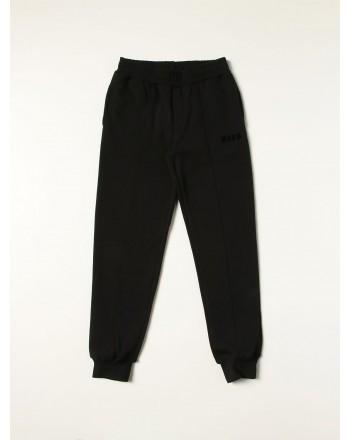 MSGM - Boy sweat pants MS027909 - Black