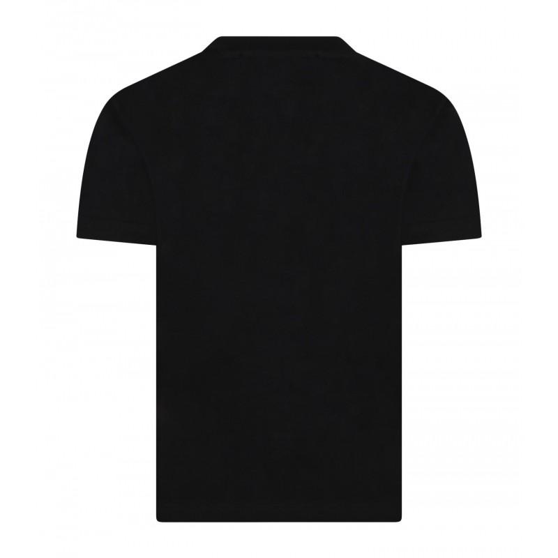 MSGM - Boy jersey T-Shirt MS028711 - Black