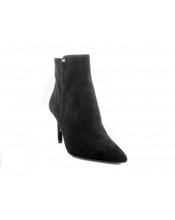MICHAEL di MICHAEL KORS - Suede Boots DOROTHY  - Black