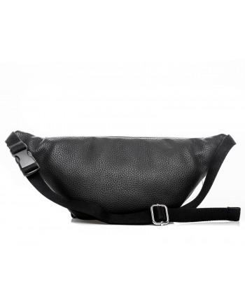 CALVIN KLEIN - Eco Leather Pouch - Black