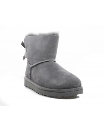 UGG - Suede MINI BAILEY Boot - Grey