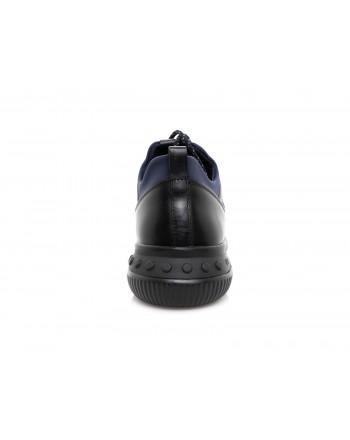 TOD'S - Sneaker in pelle - Nero