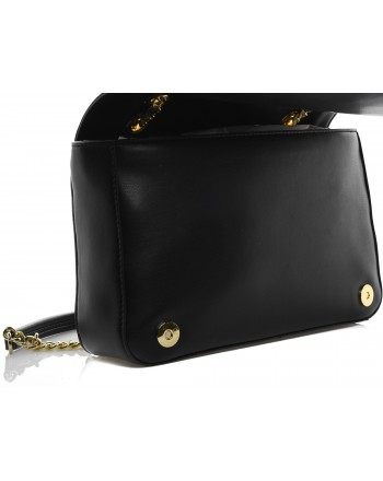 LOVE MOSCHINO - Quilted Shoulder Bag - Black