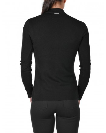 MICHAEL di MICHAEL KORS - Turtleneck knit - Black